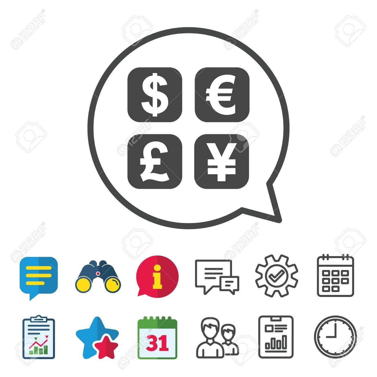 Currency Converter Symbol Money