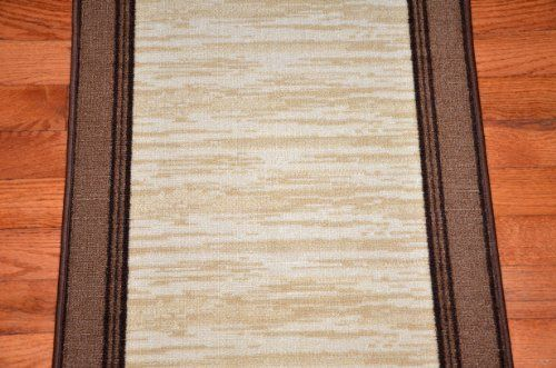 Best Dean Washable Carpet Rug Runner Boxer Beige Purchase 400 x 300