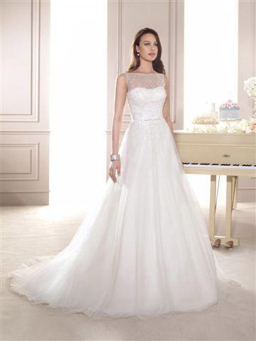 Sally : Hobnob Bridal : Perth | Our Bridal Gowns | Pinterest | Perth ...