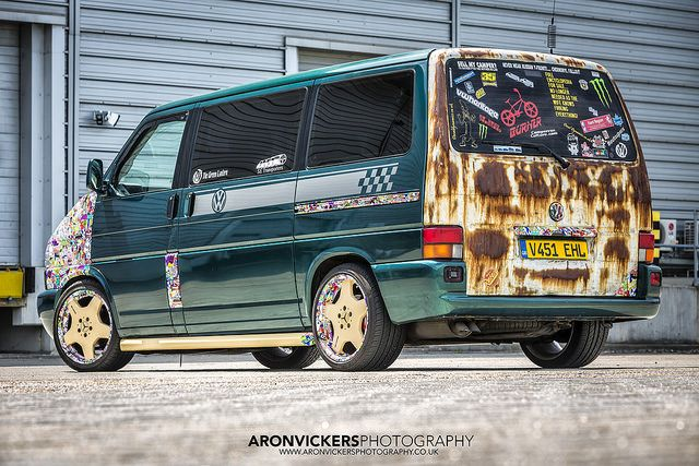 VW T4 Camper by Aron Vickers Photography, via Flickr | t4 ...