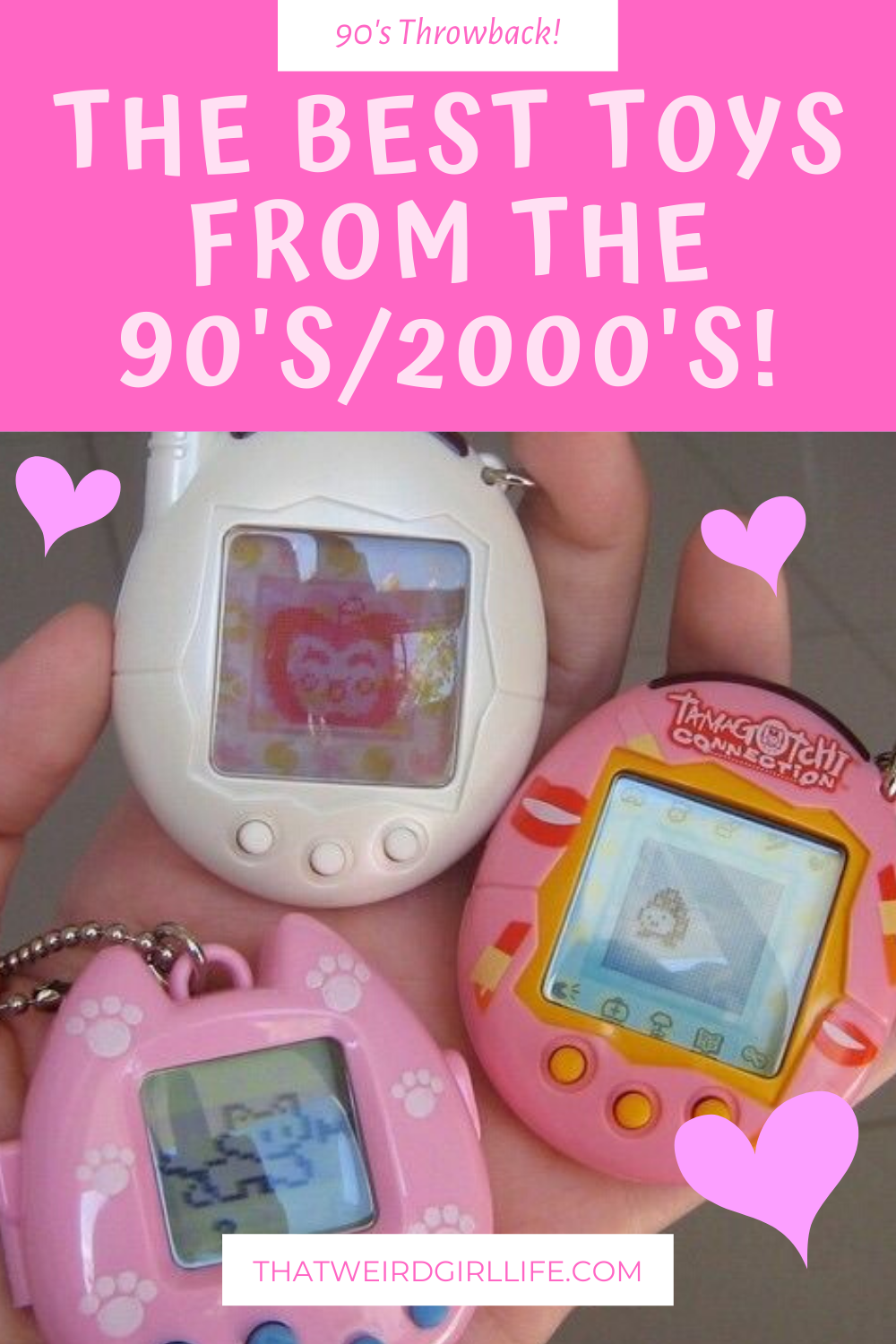 The BEST Toys From the 90's/2000's! in 2020 | Cool toys ...