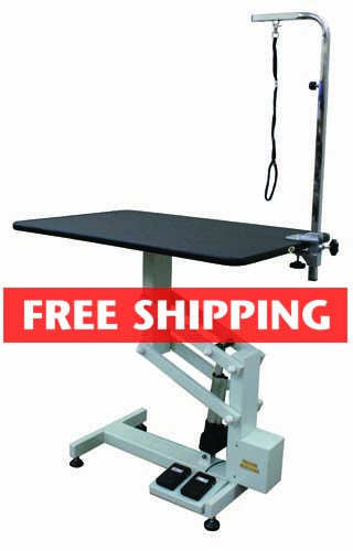 Show Details For Value Groom Professional Heavy Duty Electric Grooming Table Pet Supplies Grooming Repair
