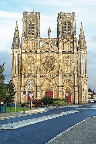 Catedral de Avranches
