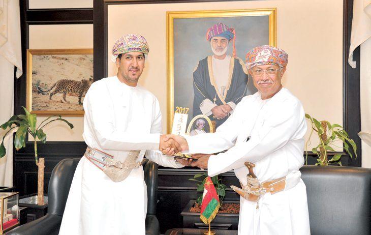وزارة الاعلام سلطنة عمان