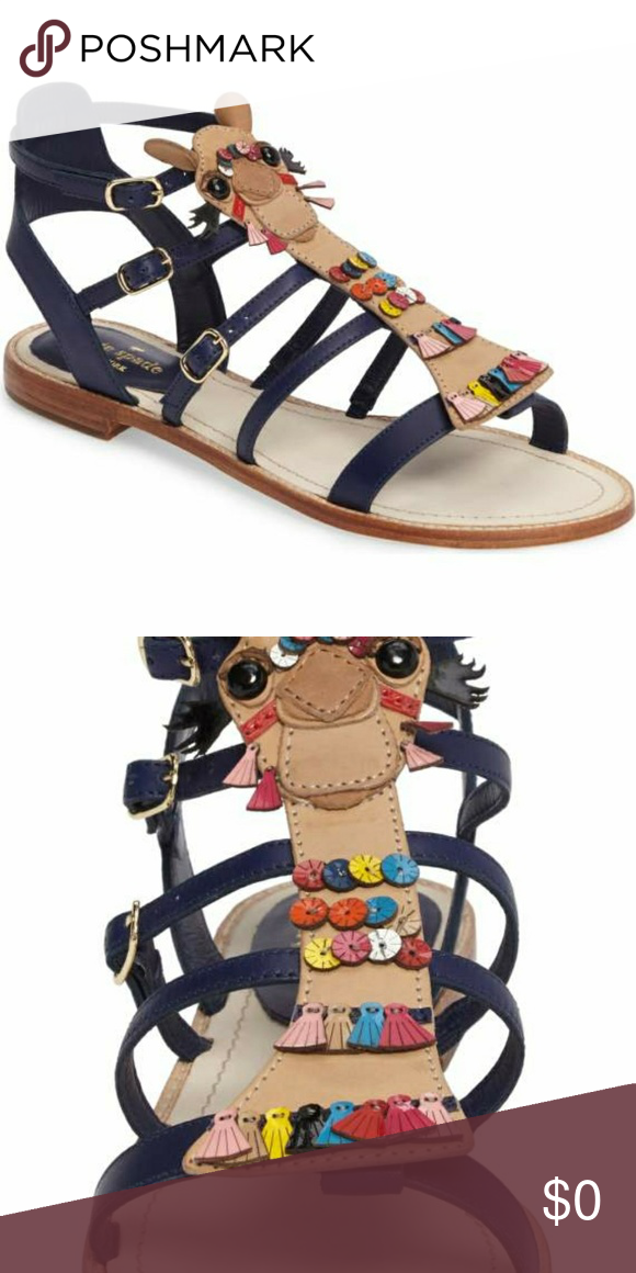 39b0a6b80fc79 LOOKINGFOR KATE SPADE Sahara Camel Sandals Matches the Spice Things Up  Camel Collection Kate spade Shoes Sandals