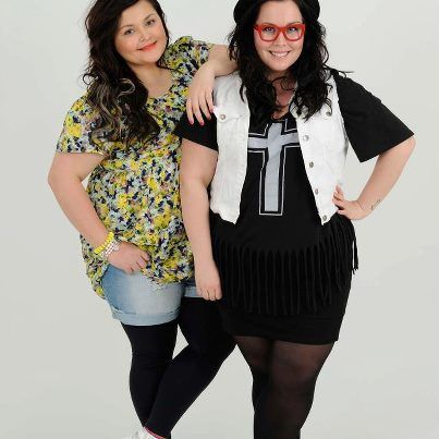Plus size bloggers from Finland www.moretolove.fi