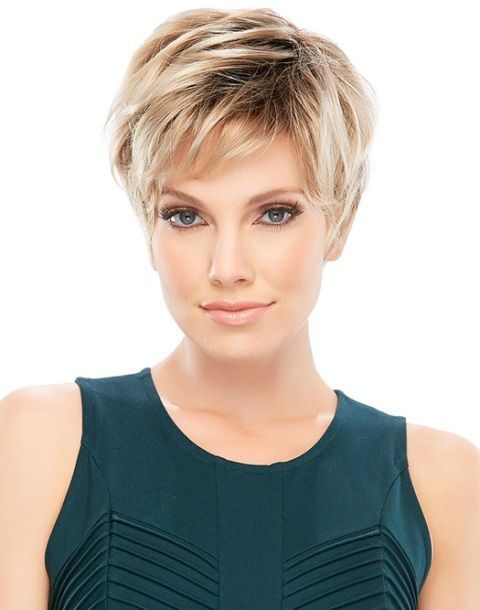 Trendy Short Hairstyles 2016 For Thin Hair Discusses The Hot New Year It Also Lists Down Steps To Achieve Each Hairstyle