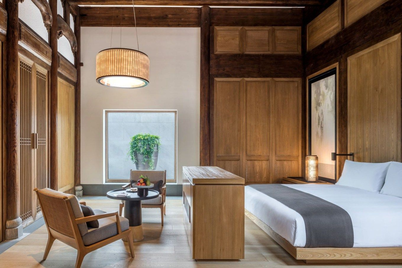 Amanyangyun In Shanghai China By Kerry Hill Architects Room