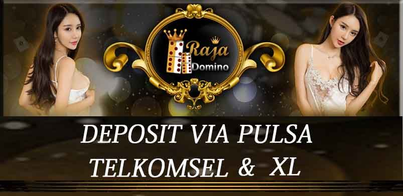 Poker Pulsa – Poker Pulsa Aman Terpercaya Agen Domino