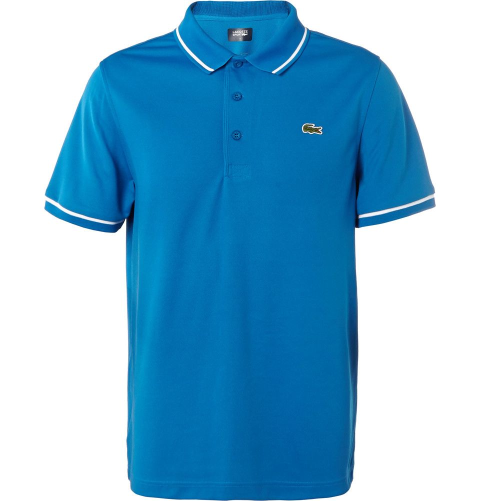 Lacoste Tennis Performace Polo Shirt Mr Porter