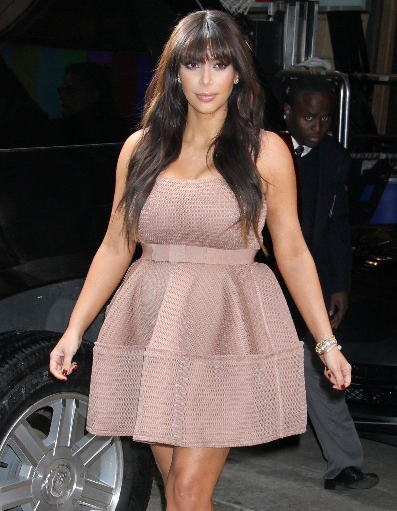 TBT : Avant, Kim Kardashian s\'habillait comme ça