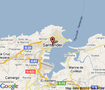 Major Hotel Chains in Santander Spain Places I want to go to