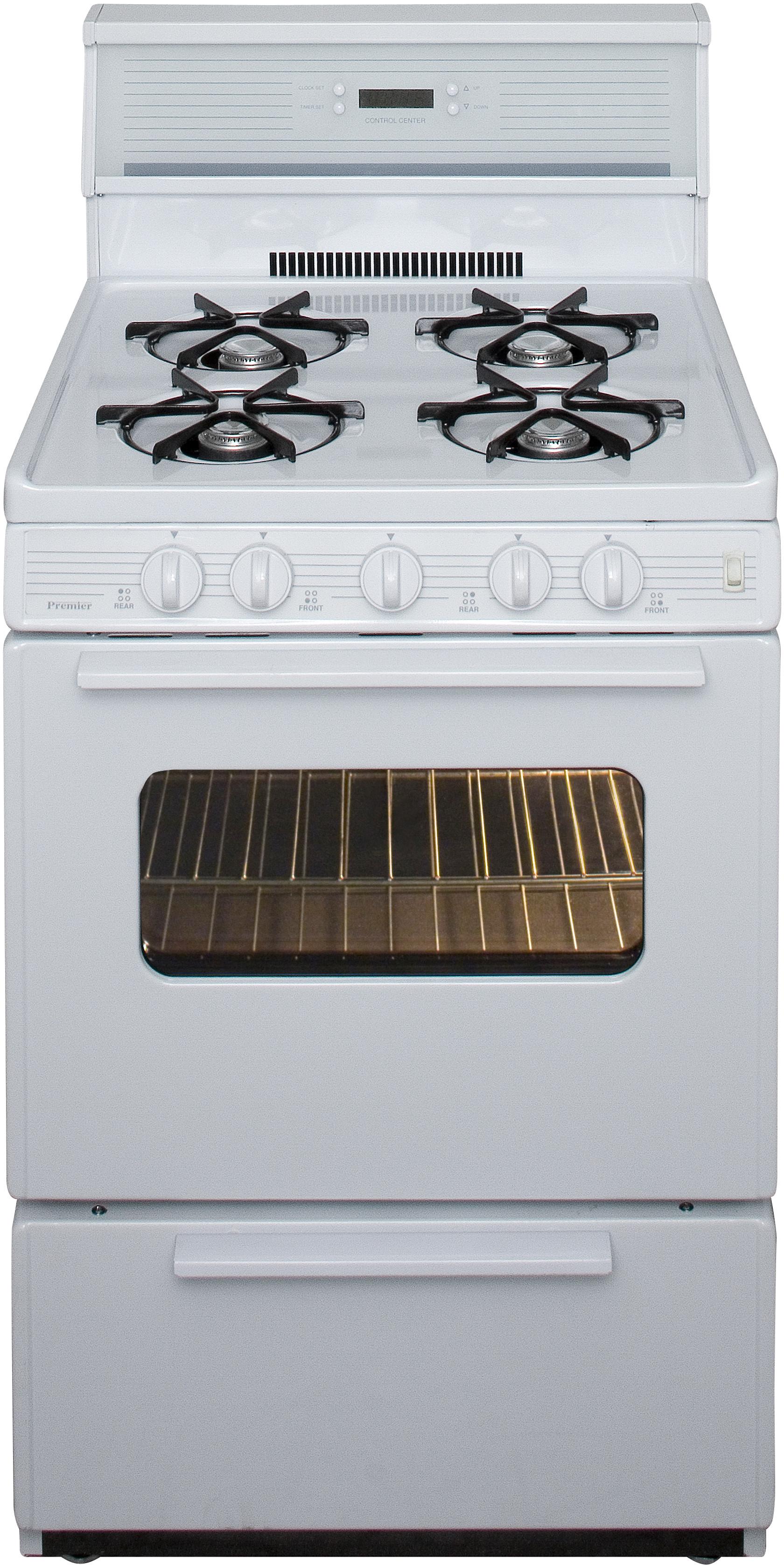 Premier Sck240op Gas Cooker Gas Range Oven Burner