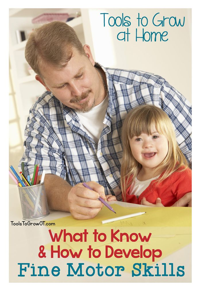 At Home What To Know How To Develop Fine Motor Skills