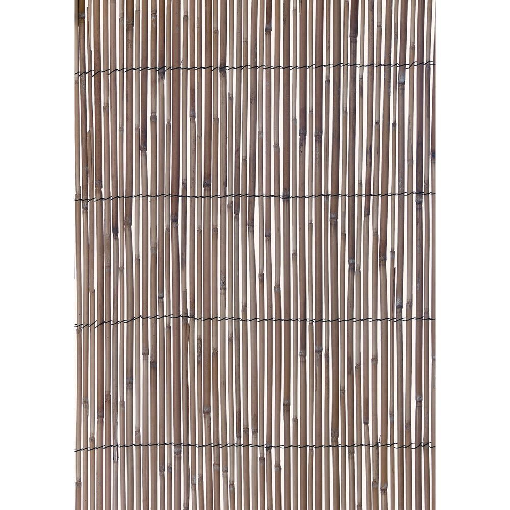 Usa high natural reed fencing silver steel reed fencing free