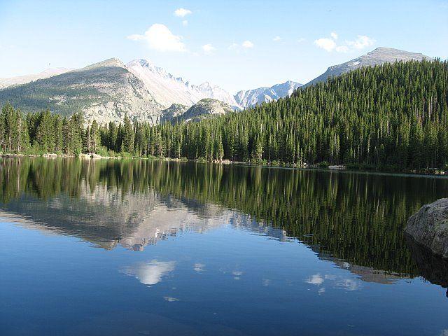 Rocky Mountain National Park, Colorado: http://www.ytravelblog.com/travel-photo-rocky-mountain-national-park-colorado/