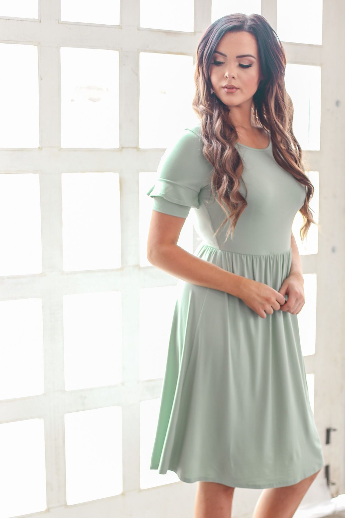 Products -   17 sage green bridesmaid dresses modest ideas