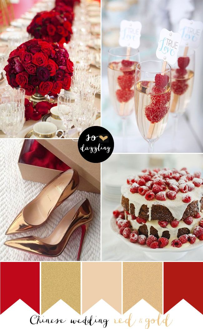 Image result for red and pink wedding palette