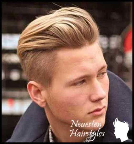 10 Einzigartige Haarfarben Zu Händen Männer Frisuren 2018