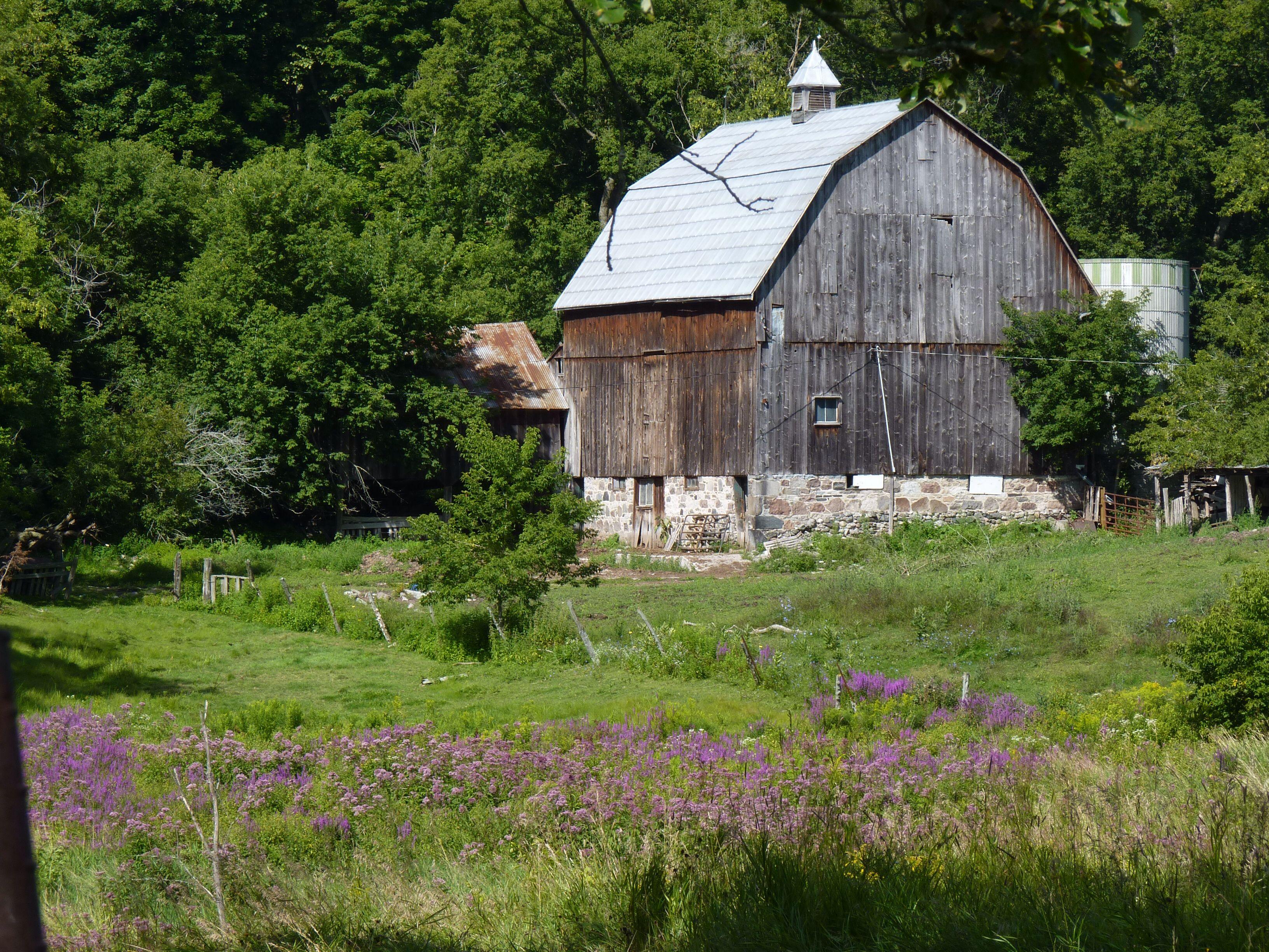Beautiful barn,Northumberland county
