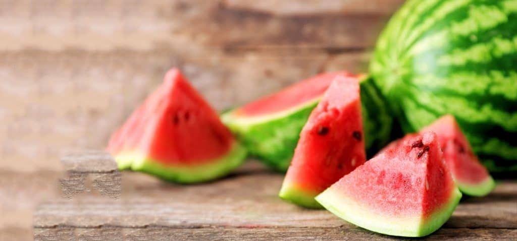 Watermelon as aphrodisiac