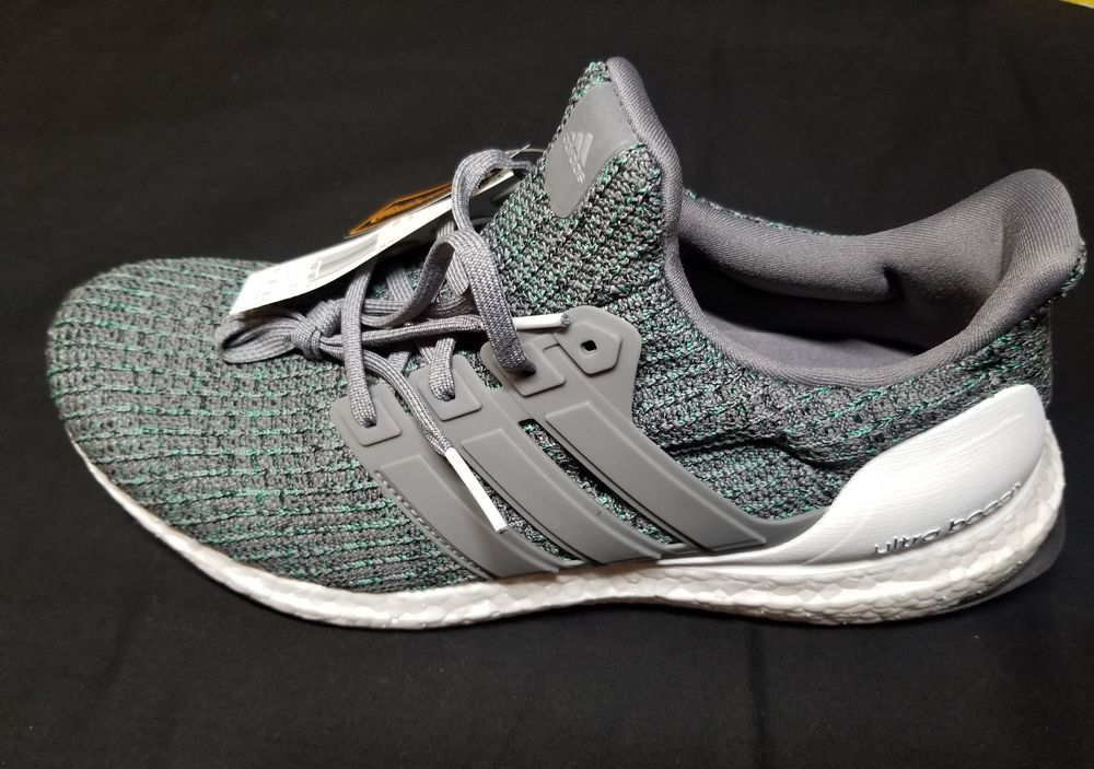 online retailer d21a2 82be8 Adidas Ultra Boost 4.0 Grey Four DS Size 13 CP9251 NMD Yeezy ...