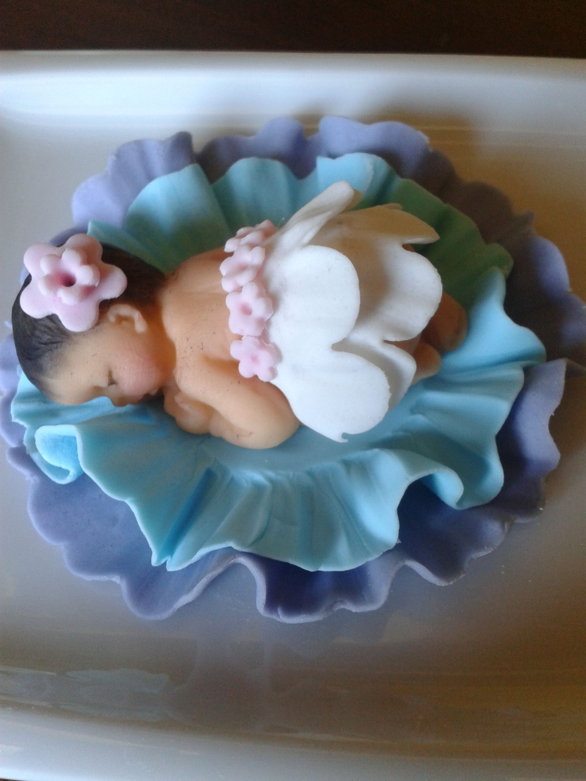 Mis Bebes Fondant Baby Baby Shower Cakes Baby Mold