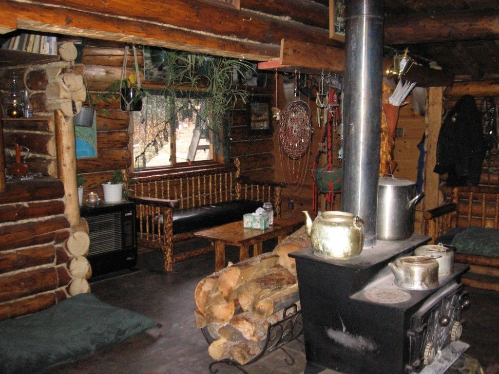 Hunting lodge interior - Inside The Lodge