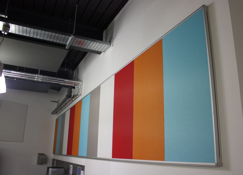 Acoustic Wall Panels By Ecophon Panneaux Muraux Acoustiques Panneaux Acoustiques Mur Acoustique