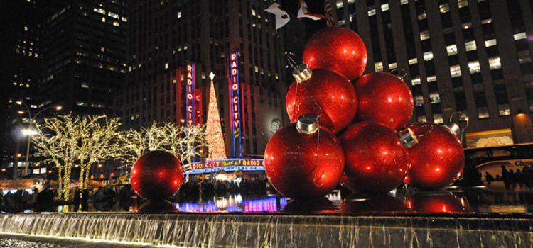 Nueva York en Navidad 2015