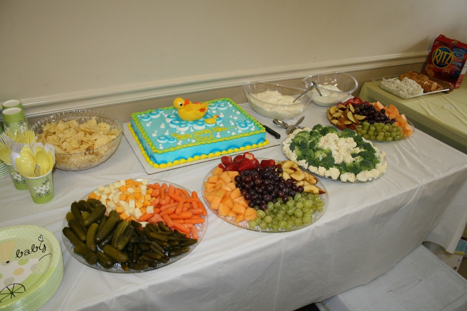 Baby Shower Foods On A Budget Ba Shower Food Ideas On A