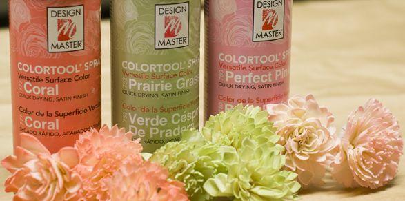 Vintage Blossom Diy Colortool Designmaster Wedding Details