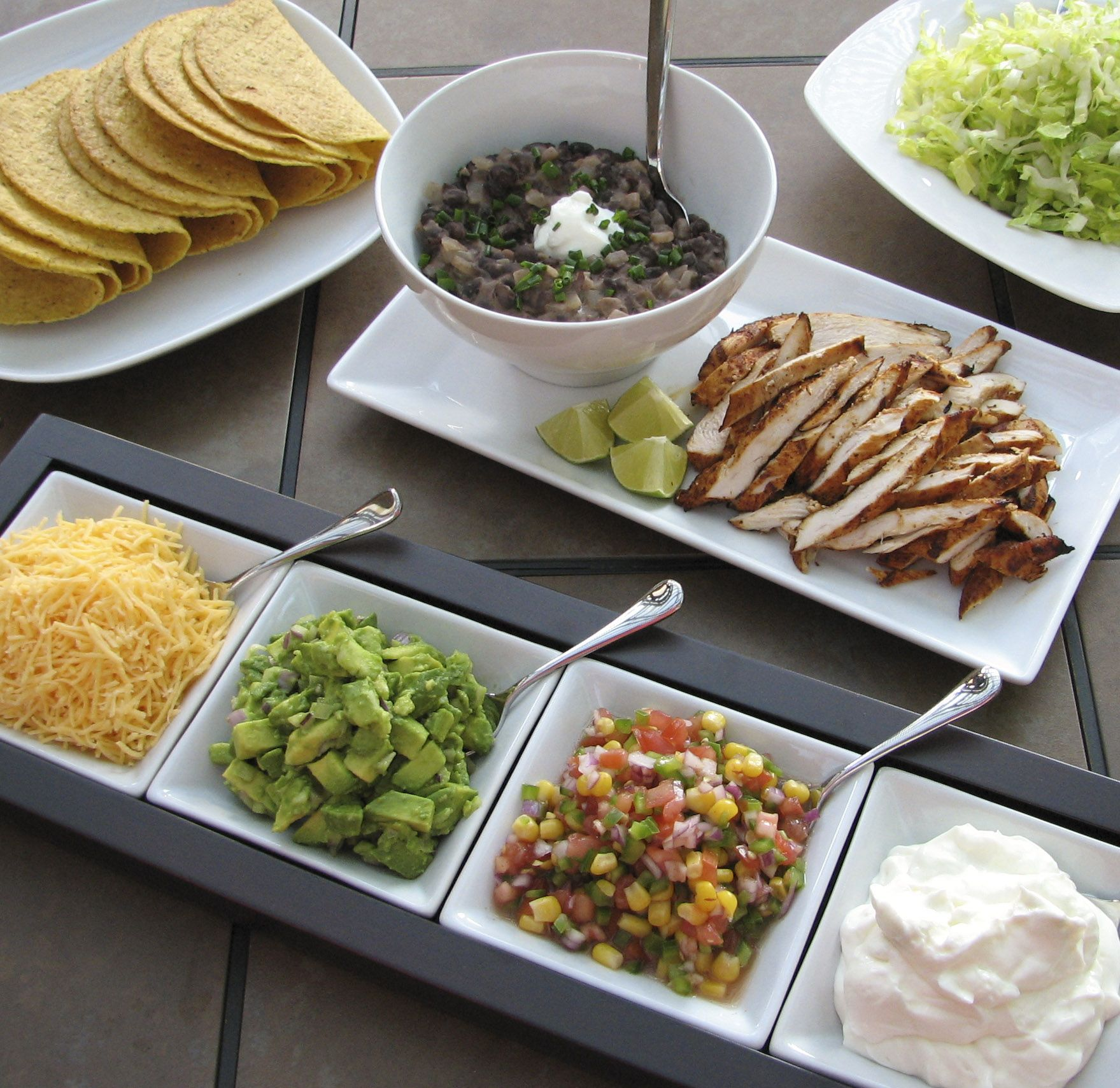 Fajitas what to serve great party ideas pinterest fajitas fajitas what to serve forumfinder Choice Image