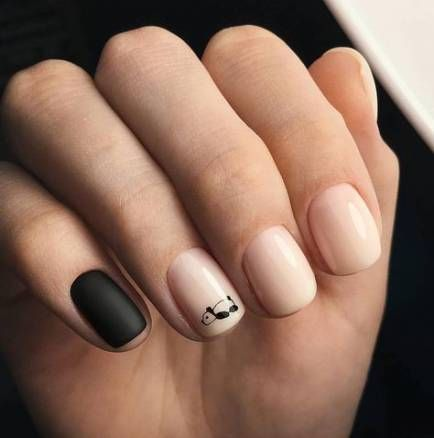 Nails Art Cute Panda 42 Ideas For 2019