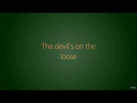 Creedence Clearwater Revival - Run Through the Jungle (Lyric Video Tribute by Flash5) - YouTube
