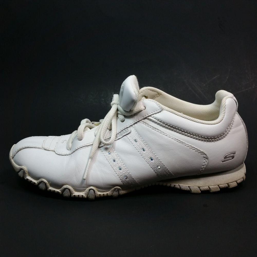 Skechers Sneakers Womens Size 6.5 White