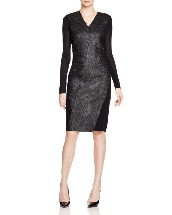 3b1e4c9be0619 Elie Tahari Shelby Dress | Black Dresses | Dresses, Elie tahari ...
