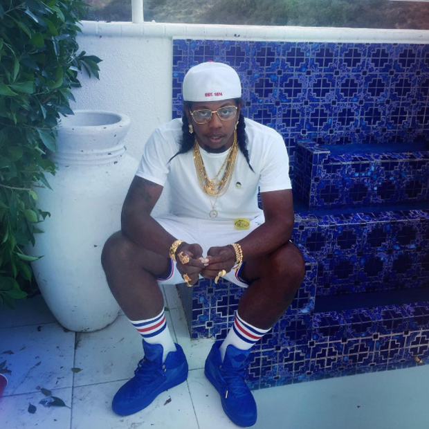 Celebrity Sneaker Stalker Nice Kicks Celebrity Sneakers Fashion Trinidad James
