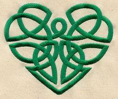 celtic knots heart - Google Search