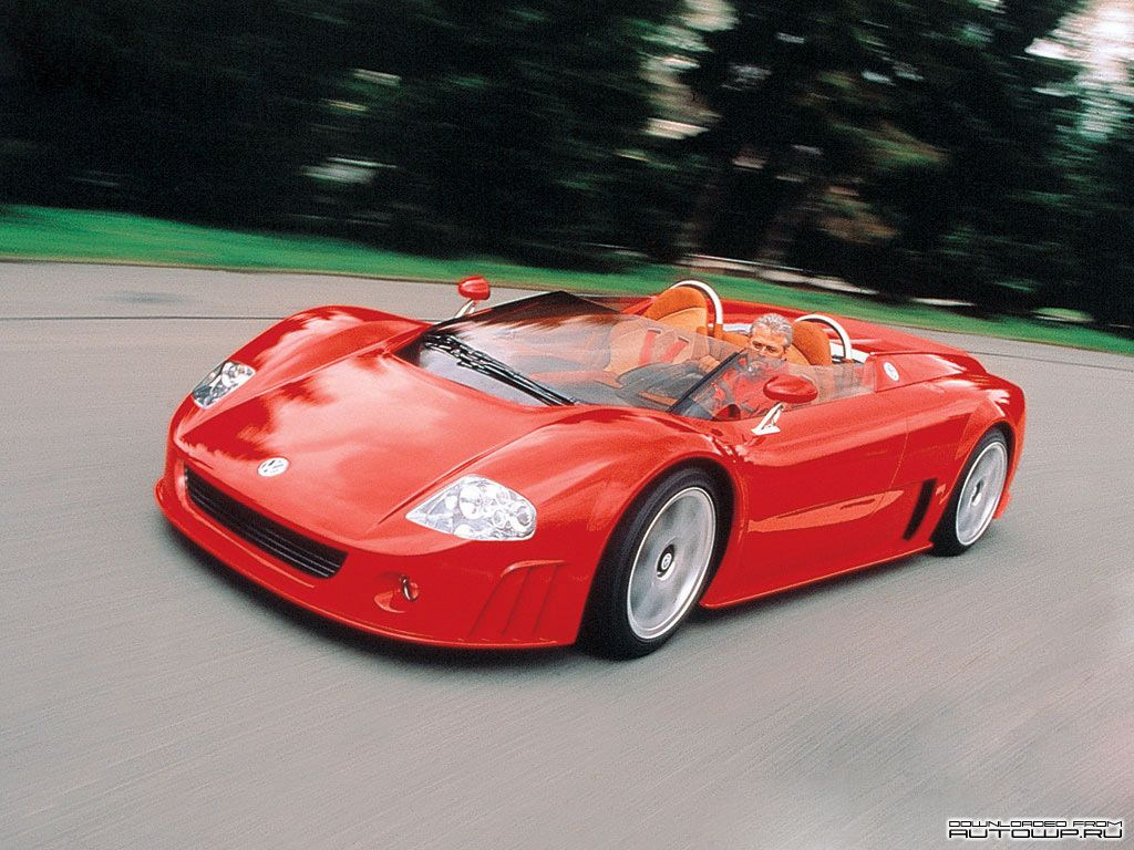 Vw W10 Concept Volkswagen Roadsters Super Cars