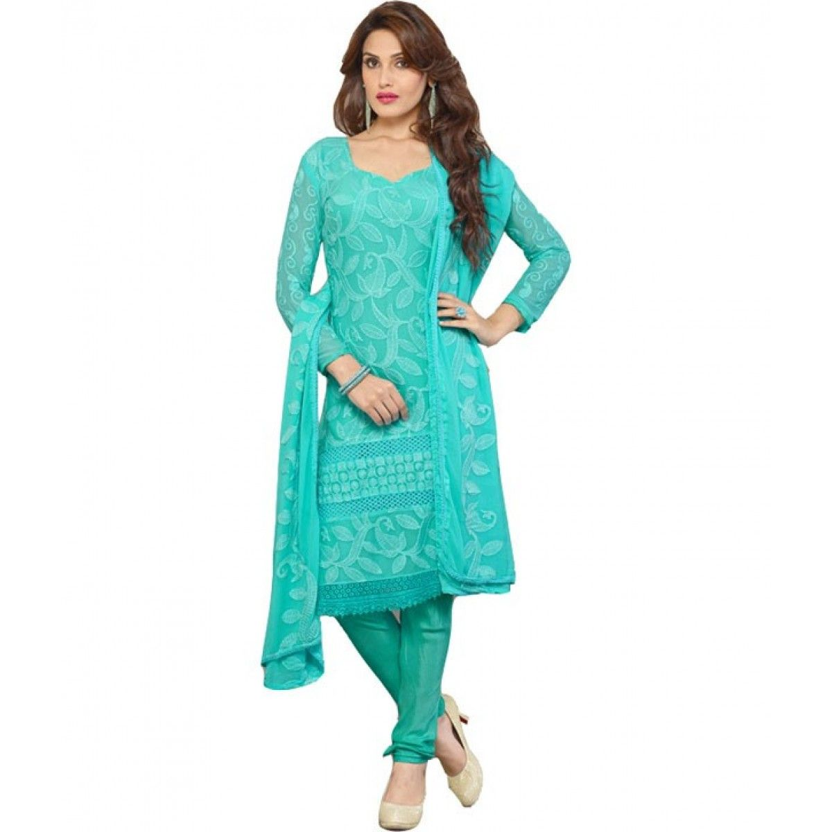 World's Most Selling Dinner  rama Attractive Salvar Suit