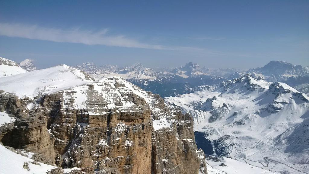 La Terrazza delle Dolomiti trip from Malcesine cable car