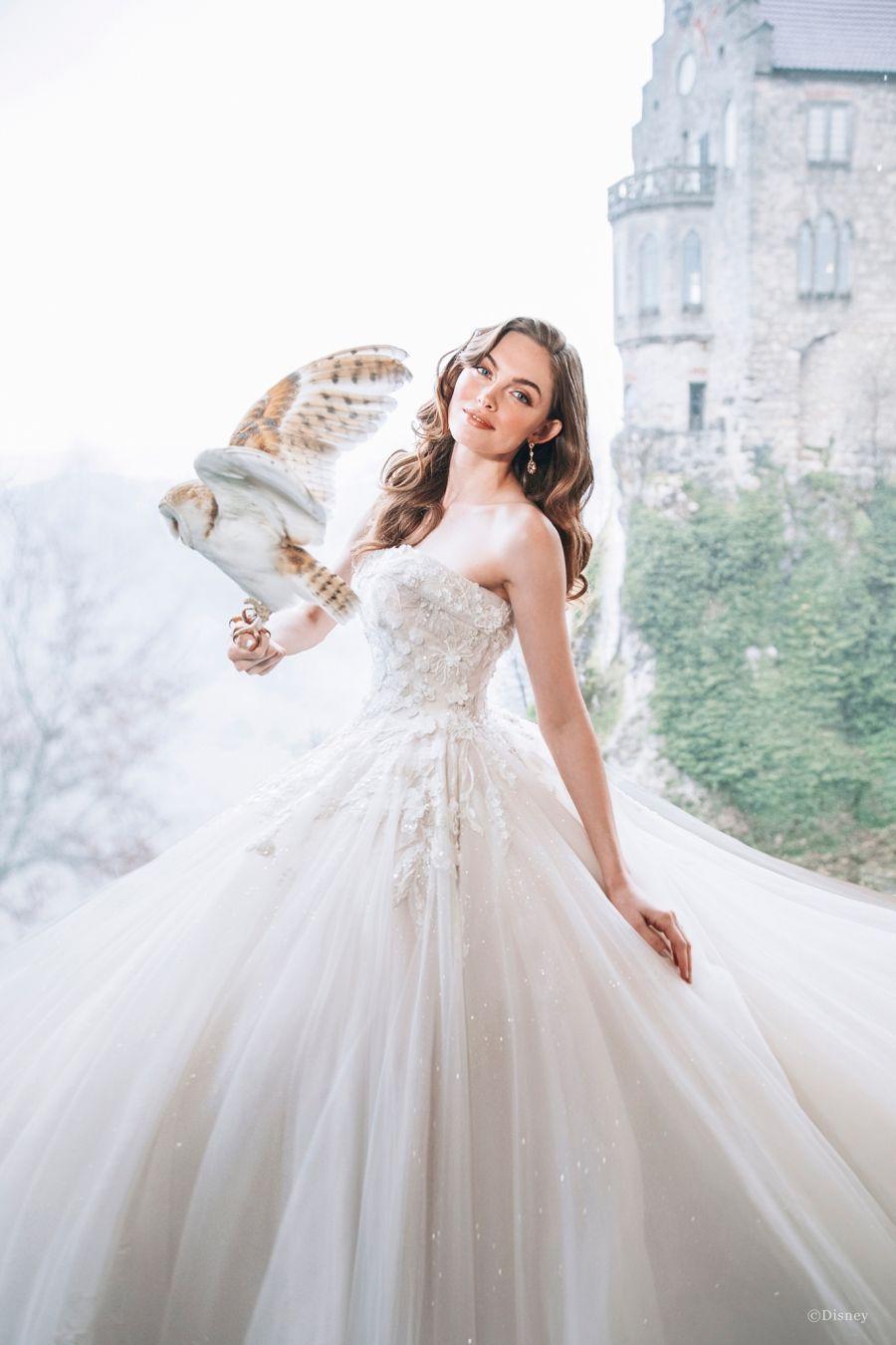 Style Dp251 Aurora Allure Bridals Disney Wedding Dresses Allure Bridal Wedding Dress Inspiration [ 1350 x 900 Pixel ]
