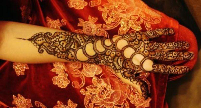 Bridal Mehndi Ideas : Outstanding bridal henna ideas designs