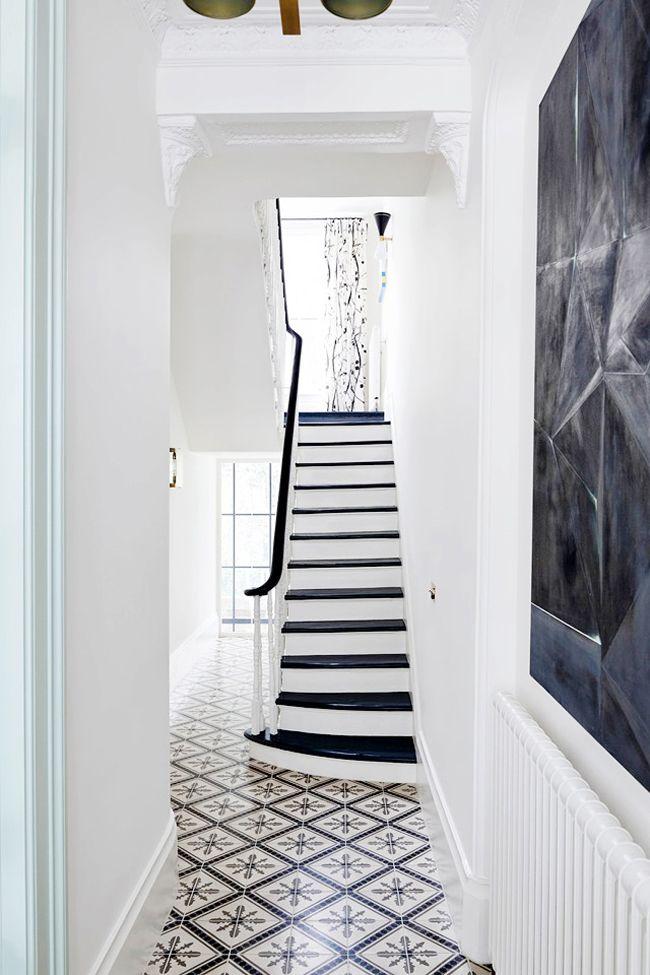 Décorer une maison ancienne | STAIRS | Decoration escalier, Deco ...