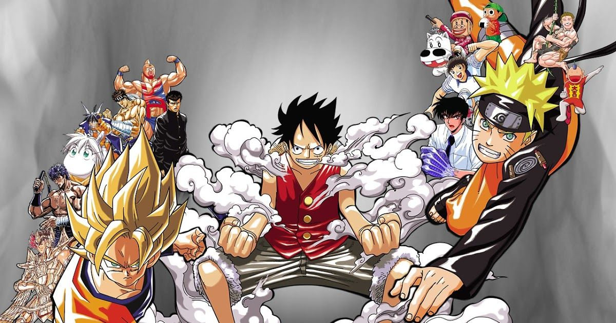 31 Ultimate Anime Crossover Wallpaper One Piece Anime