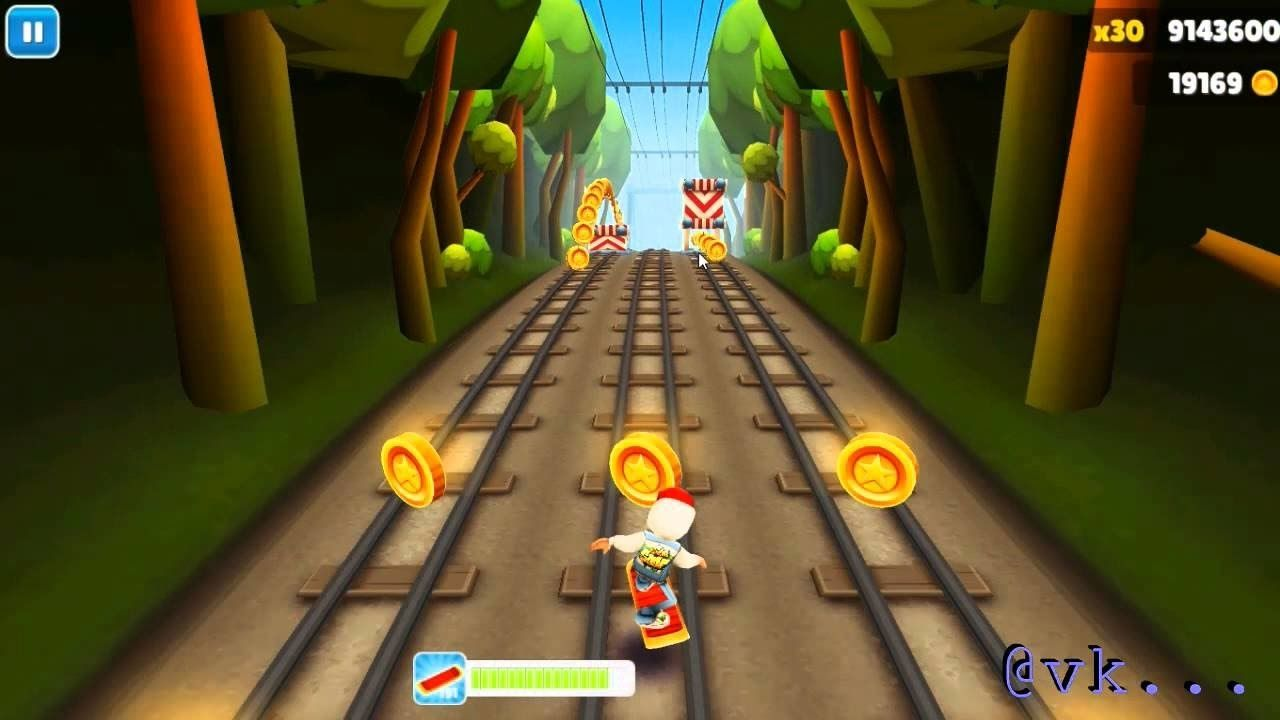 Y 8 Pin By Yoob Games On Y82017 Subway Surfers Play Game Online