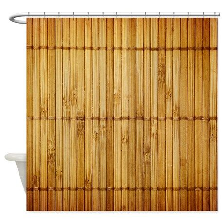 Bamboo Shower Curtain By Daecu Designer Shower Curtains Bamboo