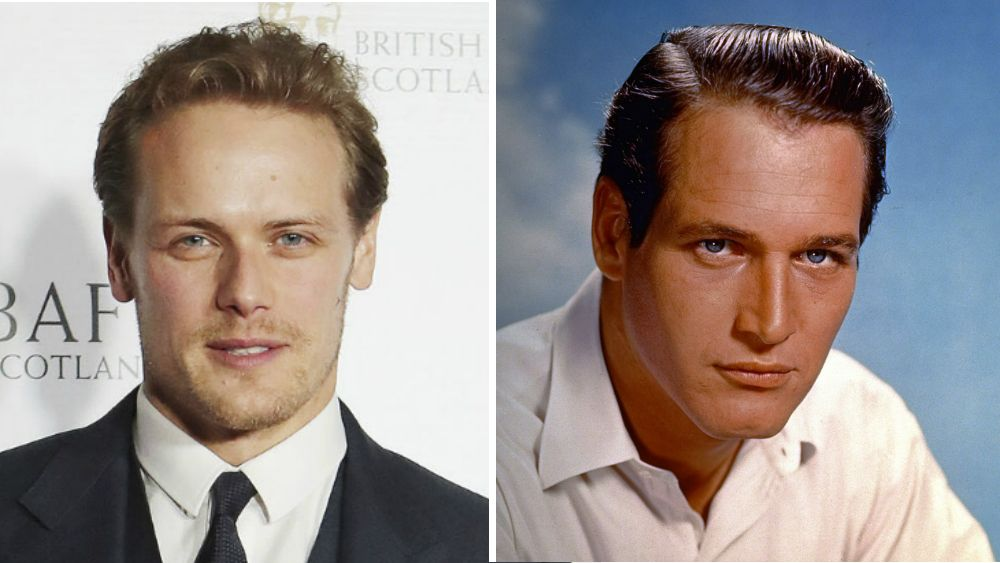 Outlander Star Sam Heughan To Play Paul Newman In Patricia Neal