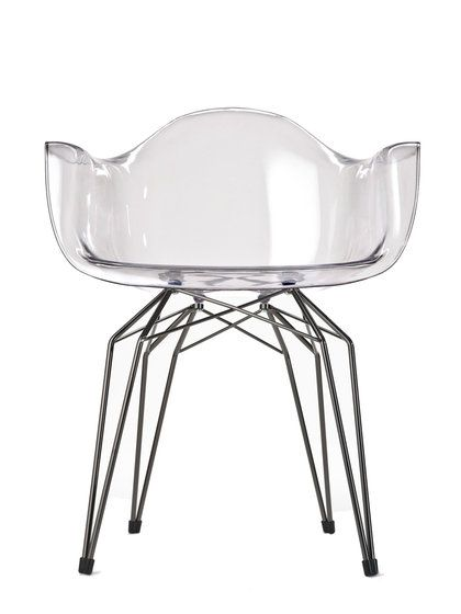 Diamond Armchair Lucite Furniture $175